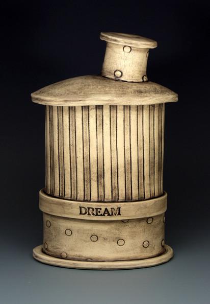 Dream bottle vase