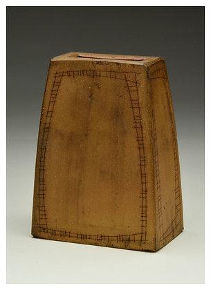 Incised Ceramic Vase