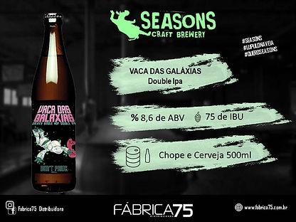 banner BASE Seasons Vaca das galaxias 50