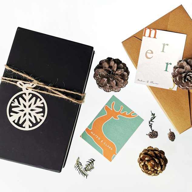Notecards and Gift Tags