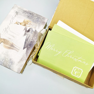 Boxed Notecards