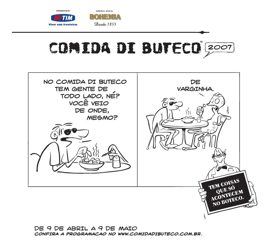 Comia di Buteco