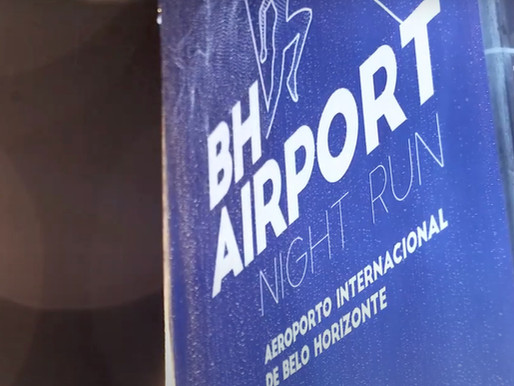 Aeroporto Internacional de BH: o ano da experiência