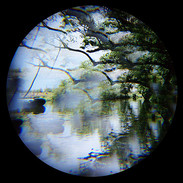 Infinity (River III), (triptych)