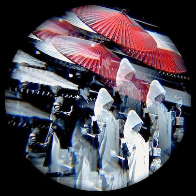 Infinity (Meiji Shrine)