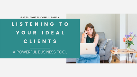 Listening to Your Ideal Clients