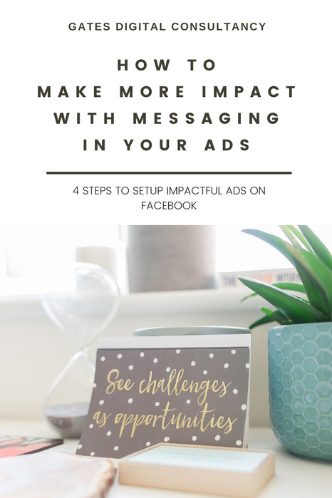 HOW TO…MAKE MORE IMPACT WITH MESSAGING IN YOUR ADS