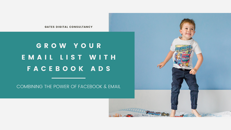 Grow Your Email List With Facebook Ads