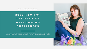 2020 Review: The Year of Overcoming Challenges