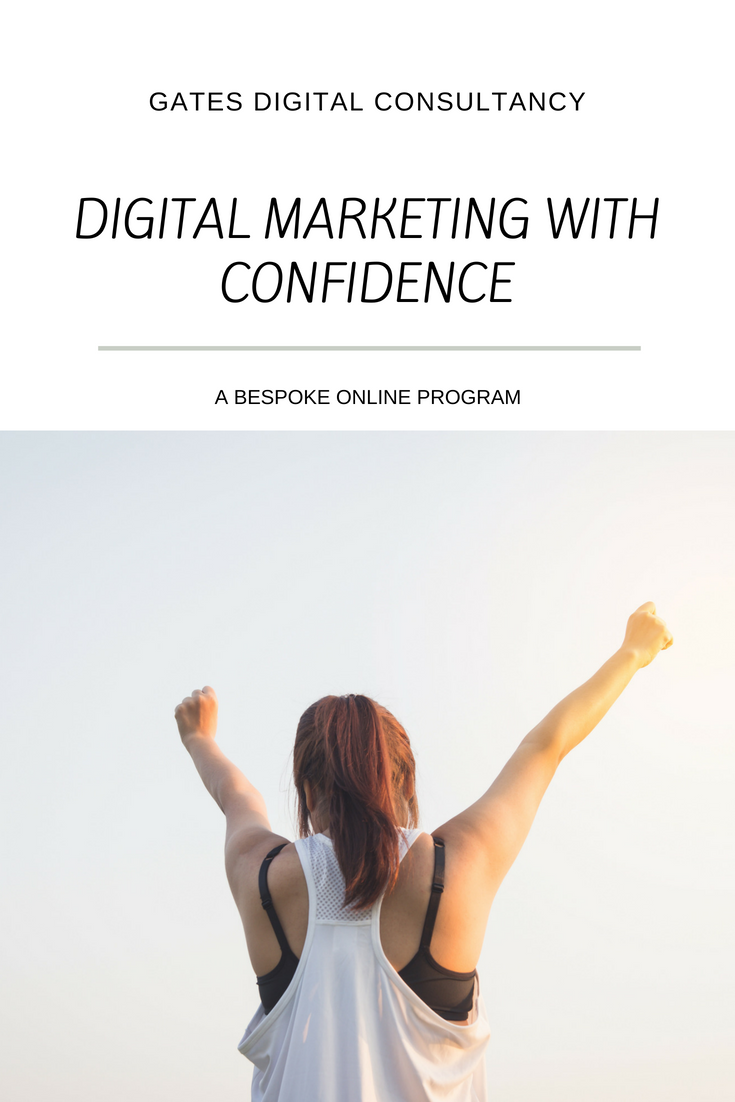 Digital Marketing with Confidence Cover Image