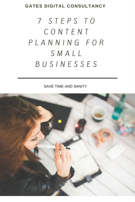 Saving time and sanity with Content Planning!