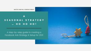 A seasonal strategy for service-based small businesses… Ho Ho Ho!