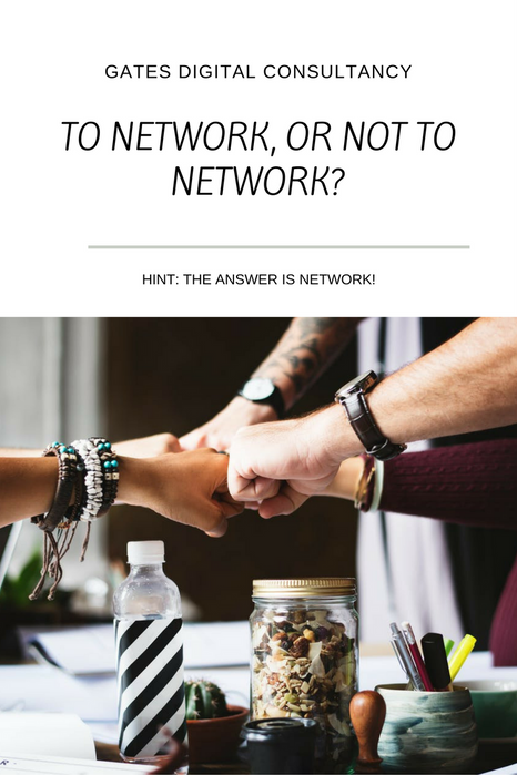 To Network, or Not To Network?