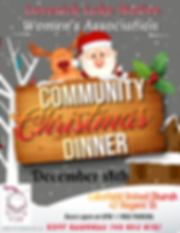 2019 LLNWA Christmas Dinner - Made with