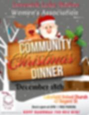 2019 LLNWA Christmas Dinner - Made with