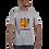 Thumbnail: Unisex Gildan T-shirt- Cabernet Filled