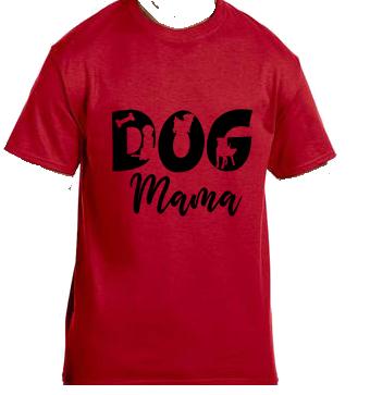 Unisex Gildan T-shirt- Dog Mama