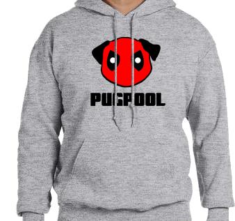 Unisex Hoodie- PUGPOOL