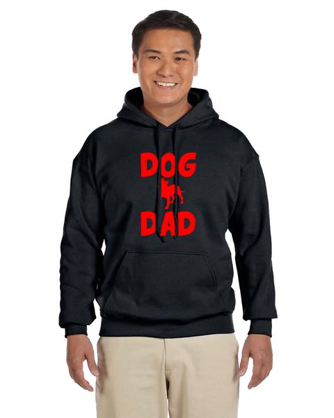 Unisex Hoodie- Dog Dad 1