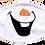 Thumbnail: Face Mask- Snowman