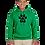 Thumbnail: Unisex Hoodie- Dog Dad Paw