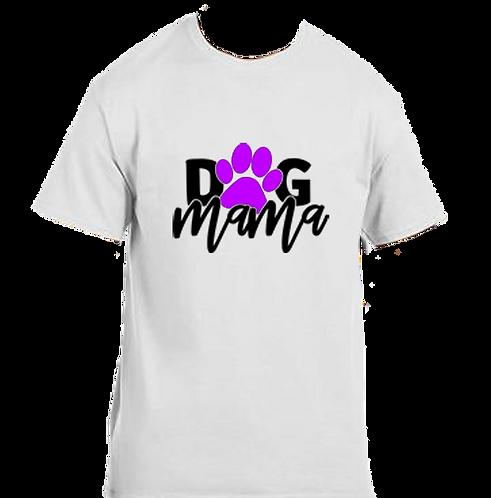 Unisex Gildan T-shirt- Dog Mama Paw