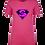 Thumbnail: Ladies T-Shirt- Nurse Design