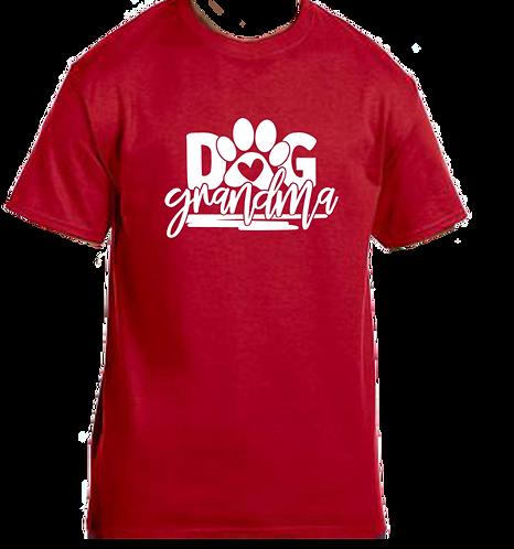 Unisex Gildan T-shirt- Dog Grandma