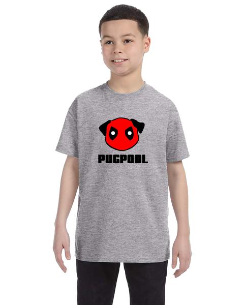 Kids Unisex Tee- PUGPOOL