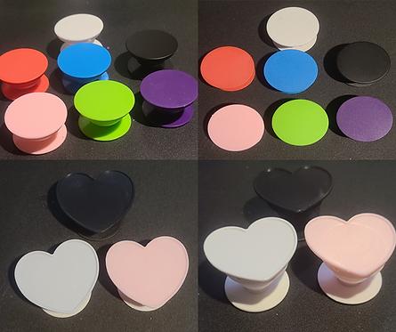 Pop Socket- Solid Color Not Custom