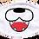 Thumbnail: Face Mask- Dog Mouth 1