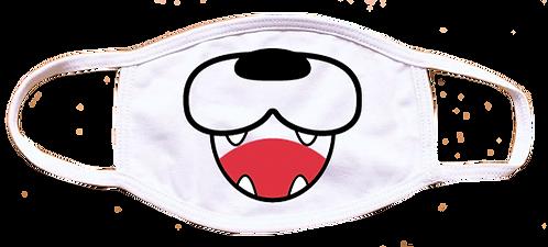Face Mask- Dog Mouth 1