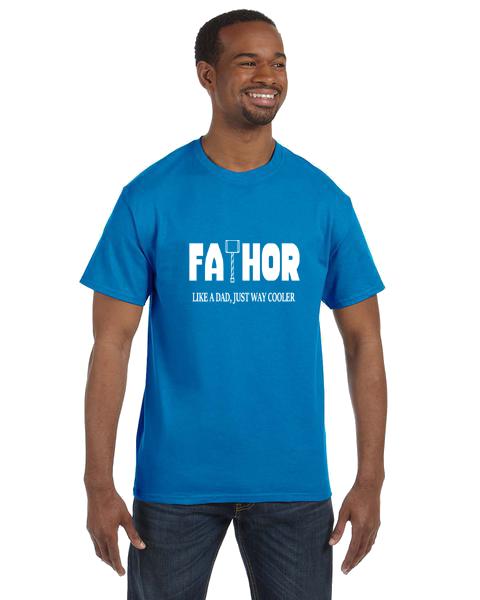 Unisex Gildan T-shirt- Fathor