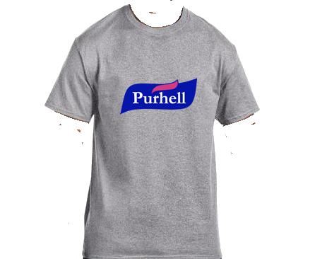 Unisex Gildan T-shirt- Purhell