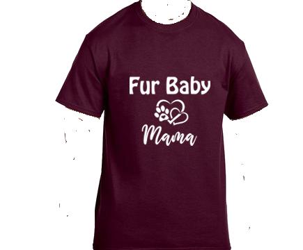 Unisex Gildan T-shirt- Fur Baby Mama 2