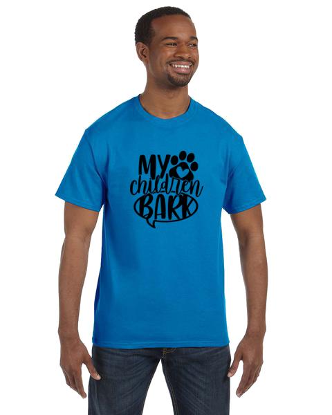 Unisex Gildan T-shirt- My Children Bark