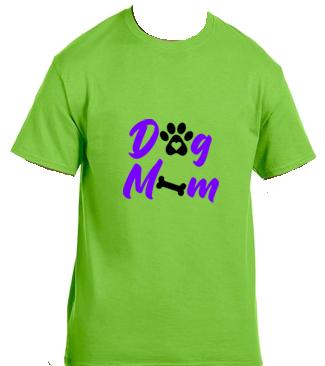 Unisex Gildan T-shirt- Dog Mom 2
