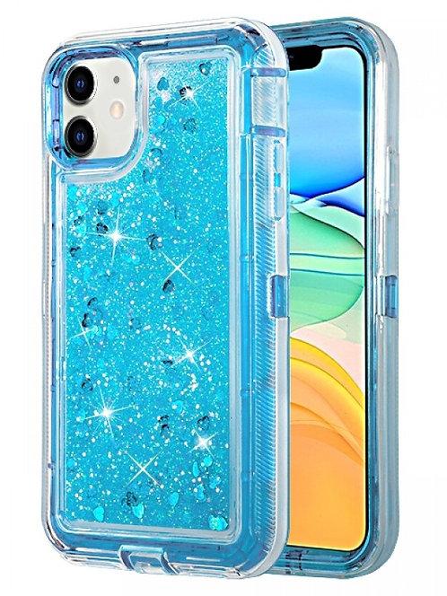 Phone Case- Floating Glitter