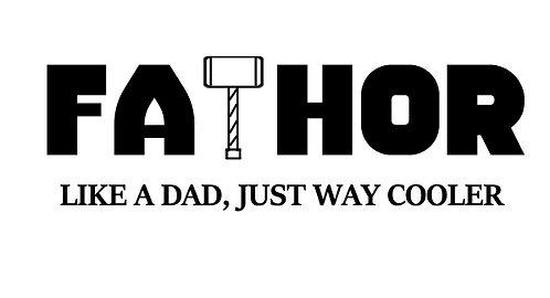 Decal- Fathor