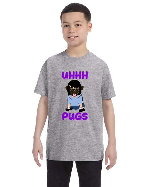 Kids Unisex Tee- Tina Pug