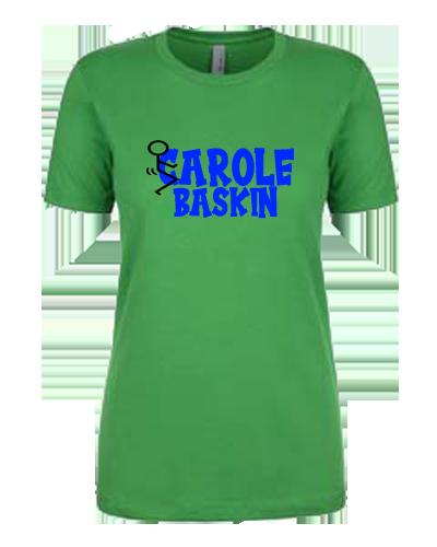 Ladies T-Shirt- F*** Carole Baskin