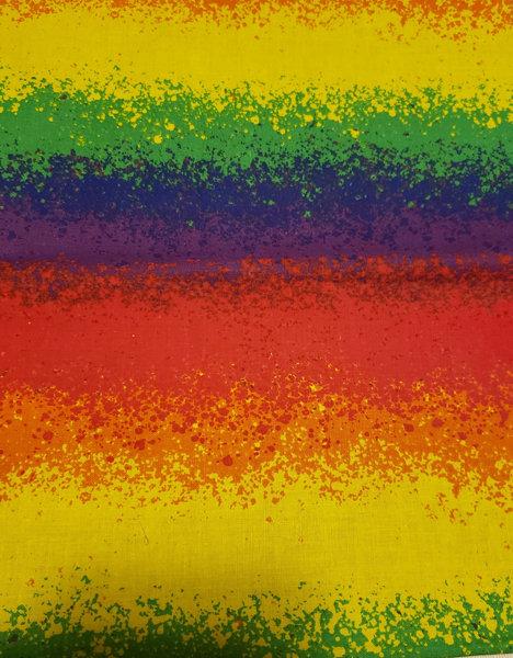 Mask- Rainbow