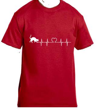Unisex Gildan T-shirt- Cat LifeLine 2