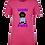 Thumbnail: Ladies T-Shirt- Tina Pug