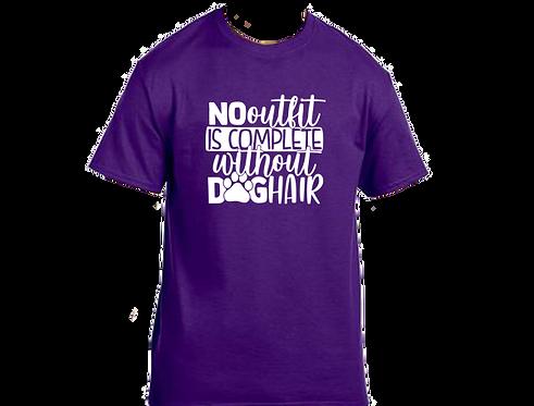 Unisex Gildan T-shirt- Outfit Dog Hair