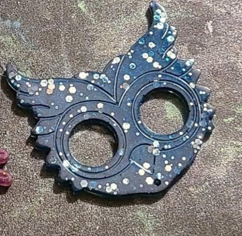 Owl Defense Key Chain