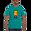 Thumbnail: Unisex Gildan T-shirt- Gamer Cat