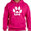 Thumbnail: Unisex Hoodie- Cat Paw Mom