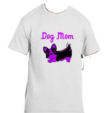 Unisex Gildan T-shirt- Doggie Dog Mom