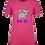 Thumbnail: Ladies T-Shirt- Butt Out Cat